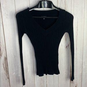 Black Express sweater